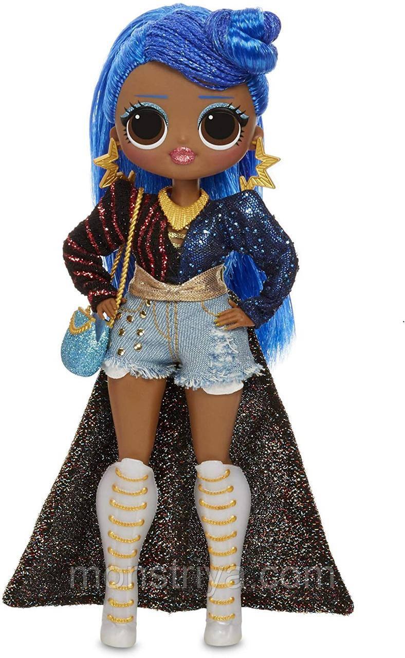 Лялька ЛОЛ Сюрприз Міс Незалежність 2 хвиля L. O. L. Surprise! O. M. G. Miss Independent Fashion Doll