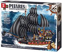 Конструктор Пиратский Корабль, фото 1