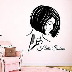 Наклейки для салонів краси