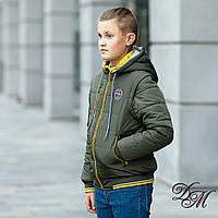 """Куртка-жилет для мальчика """"Девид"""""""
