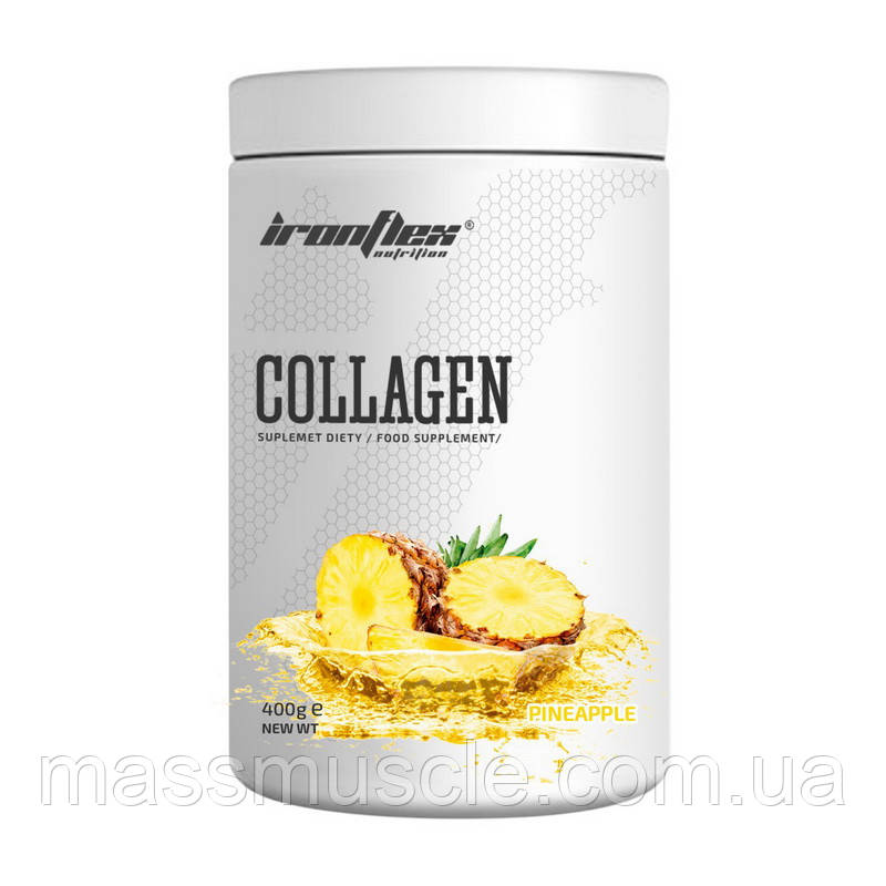 Коллаген IronFlex Collagen 400 g
