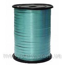 0,5 см (300 м) Лента для шаров бирюзовая полипропиленовая