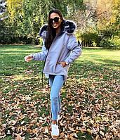 Куртка женская стильная красивая (Норма)
