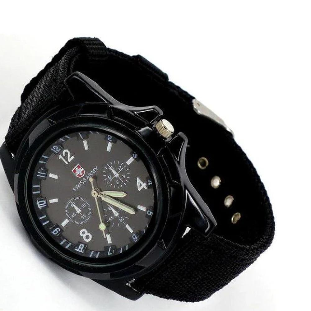 Армейские часы Swiss Army, мужские часы, часы military, военные часы