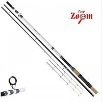 Фидерное удилище Carp Zoom Trend Feeder Rod 390см, 180g