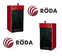 Котёл для дома дровяной Roda Brenner Classic BC-10 (50 кВт)