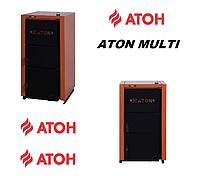 Котёл твердотопливный АТОН TTK Multi 16 кВт