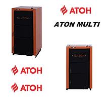 Котёл на твёрдом топливе Aton TTK Multi 20 кВт