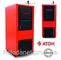 Котлы твердотопливные Aton Tradicja\ZAR 38 кВт Сталь 6 мм
