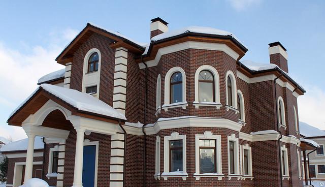 Декор фасадный