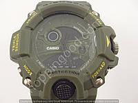 Армейские часы Casio G-Shock 013402 зеленые копия противоударные копия, фото 1