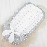 Гнездышко-кокон для ребенка, позиционер, люлька, babynest, переносная кроватка