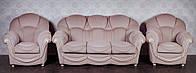 Комплект мягкой мебели Мальта Курьер ткань, фото 1