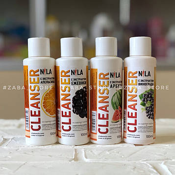 Cleanser Nila - средство для снятия липкого слоя,100 мл