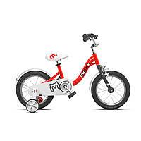 """Велосипед детский RoyalBaby Chipmunk MM Girls 18"""", OFFICIAL UA, красный (ST)"""