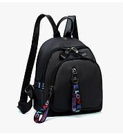 Женский рюкзак - сумка Black 1116