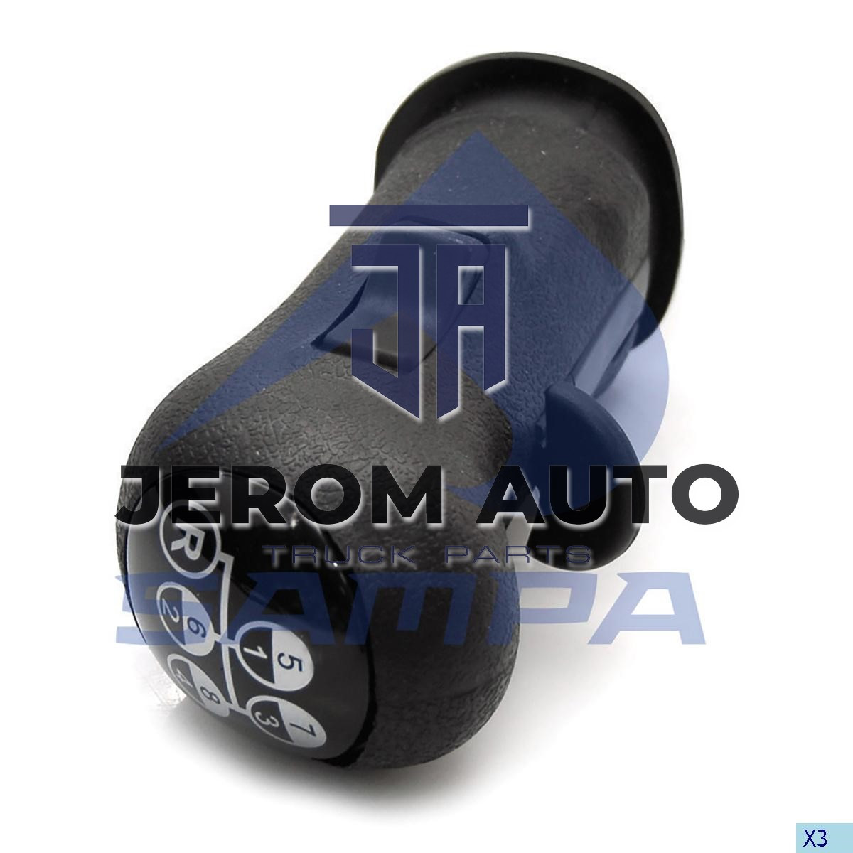 Рукоятка рычаг коробки передач (КПП) VOLVO \20493844 \ 031.153