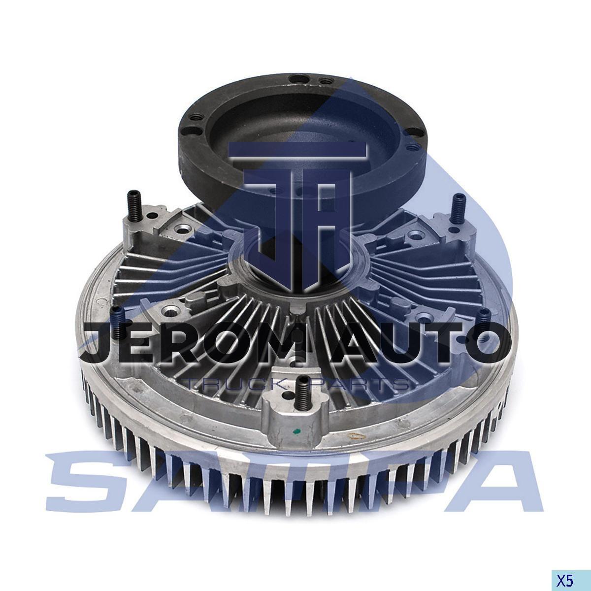 Вентилятор с вискомуфтой VOLVO (d240 mm) \8149972 \ 032.105