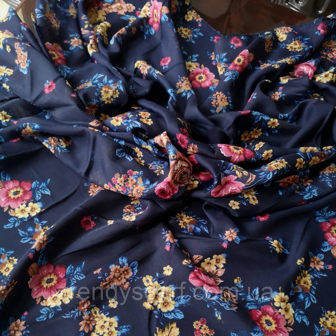 производство шалей и платков было налажено в