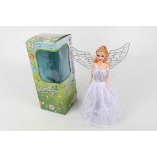 BL7726D Музыкальная кукла с крыльями.
