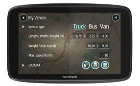 Навігатор TomTom GO Professional 6250 WiFi
