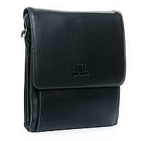 Мужская сумка планшет кожаная BRETTON 22*24*5, фото 1