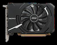 MSI Radeon RX 550 Aero ITX OC 2GB (RX 550 AERO ITX 2G OC), фото 1