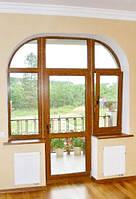 Металлопластиковые окна в Херсоне, евроокна, рамы балконные металлопластвые, двери, конструкции