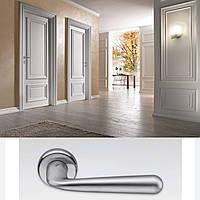 Дверная ручка для входной и межкомнатной двери Colombo, модель  Robodue CD51. Италия