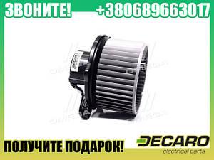 Электровентилятор отопителя ВАЗ-2170 Halla (DECARO) 21700-8118022-10