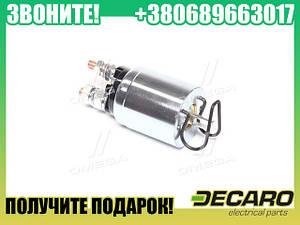 Реле втягивающее стартера Эталон 24В 4,5 кВт 9зуб (аналог Jubana) (DECARO) DEC-243704101