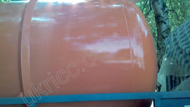очистка и покраска автоцистерны 9