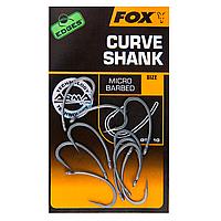 Крючки Fox Edges Arma point Curve Shank size 4