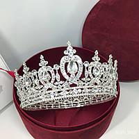 """Шикарная и нежная корона """"Kusem"""" для невесты., фото 1"""