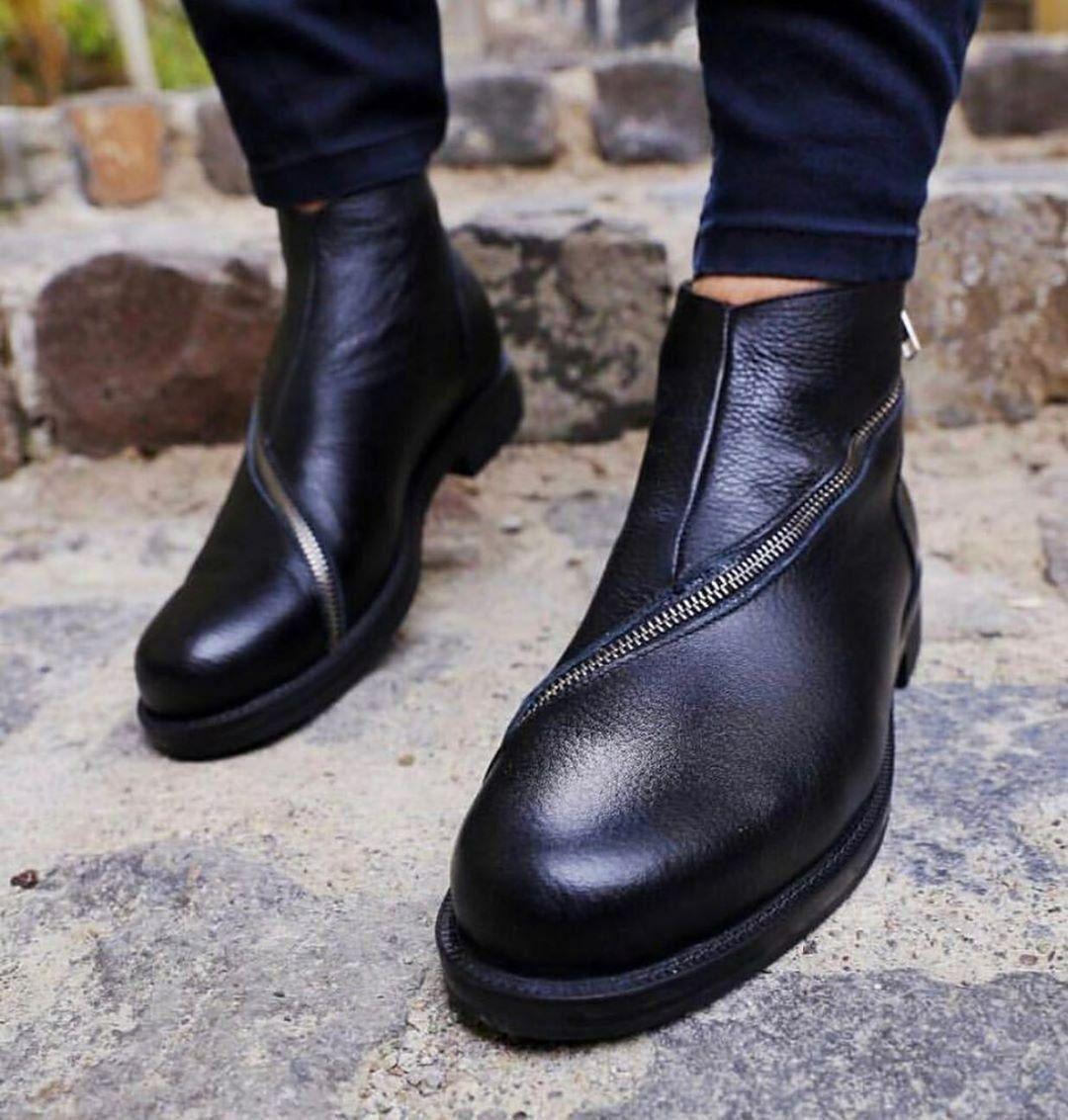 😜 Ботинки - мужские ботинки на теплую зиму