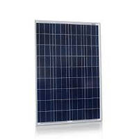 Сонячна батарея Perlight 100W poly 12Вт