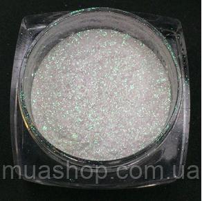 Пигмент для макияжа KLEPACH.PRO -79- Мистик топаз (хамелеон / звёздная пыль), фото 2