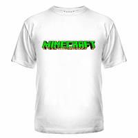 Мужская футболка Minecraft, Майнкрафт, Маенкрафта