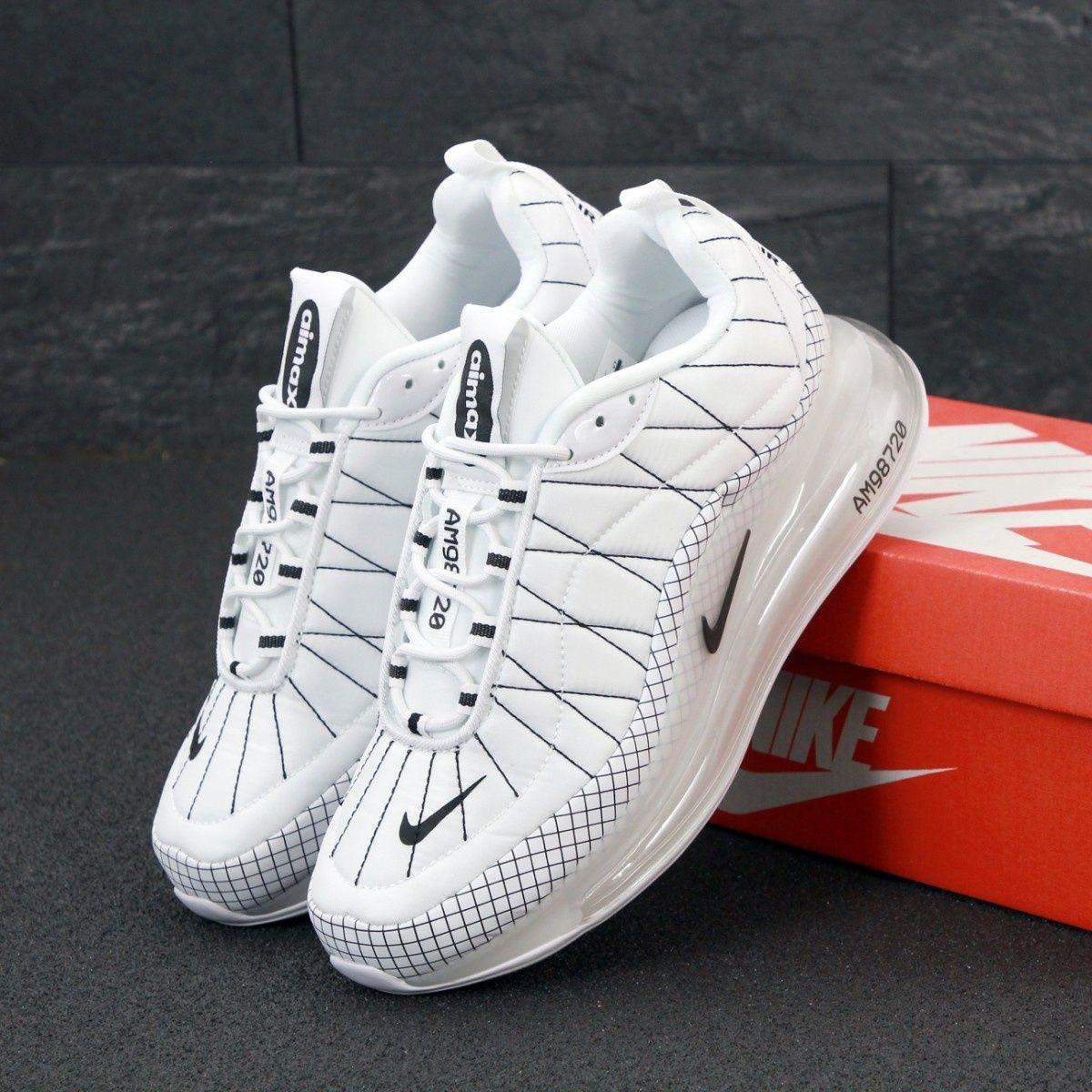 Мужские кроссовки в стиле Nike Air Max 720-818