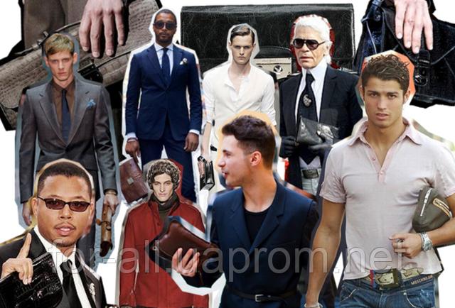 Мужские клатчи из кожи в большом ассортименте. ИМ Модная покупка. Тел.(098) 849-49-25