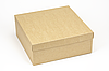 "Коробка ""ГифтБокс"" М0069-о3 крафт, размер: 250*250*100 мм"