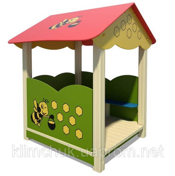 Будиночок дитячий ігровий для дитячих ігрових майданчиків KidSport