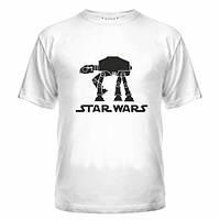 Футболка летняя мужская Star Wars (Звёздные войны)