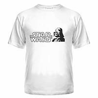 Футболки с принтами Звёздные войны, Star Wars