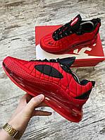 Мужские красные кроссовки NIKE Air Max