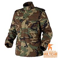 Куртка парка Helikon-Tex® M65 - US Woodland, фото 1