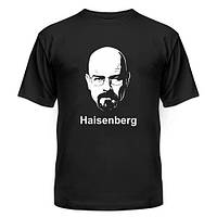 Летняя футболка Во все тяжкие, Breaking Bad, Хайзенберг