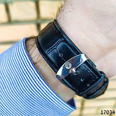 Часы мужские в стиле BMW. Мужские наручные часы золотого цвета. Часы с черным циферблатом Годинник чоловічий, фото 3