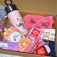 """Подарочный бокс для девушки WOW BOXES """"Wow box"""""""