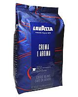 Кофе в зернах Lavazza Crema e Aroma Espresso 1кг (оригинал)